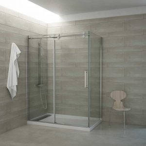 KOSMOS – Big Roller Shower Enclosure